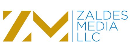 Zaldes Media LLC Logo